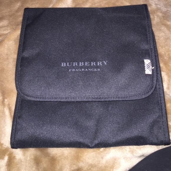 Burberry Bags Fragrance Travel Bag Poshmark