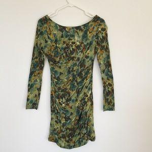 NEW Allen Schwartz Prive dress