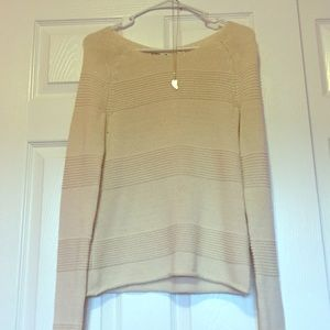 This is a nice warm sweater:necklace not for sale