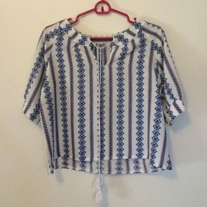 Tops - ❌SOLD❌NWOT Peasant Top
