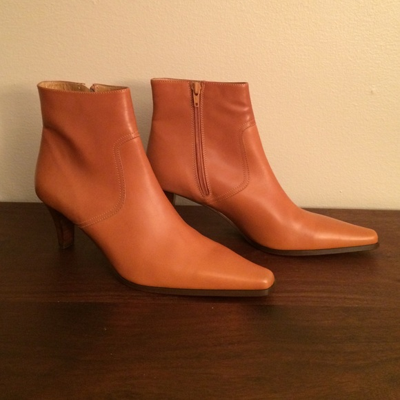 Coach Shoes Alexis Baby Calf Ankle Boot