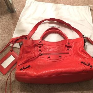 Balenciaga Handbags - 💯Authentic Balenciaga City