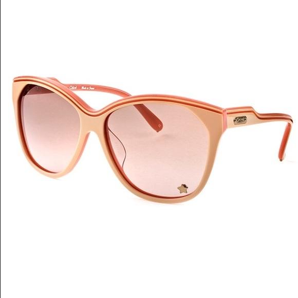 c831e854d79 Chloe Accessories - Chloe Star Sunglasses