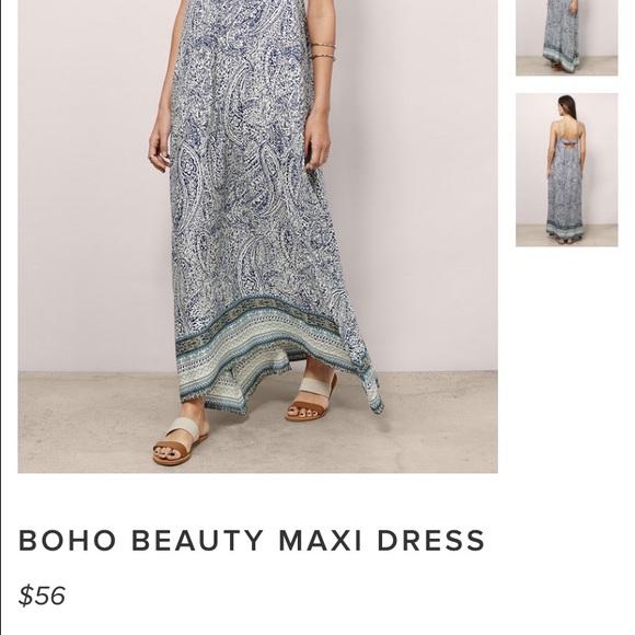 Tobi Dresses - Boho Dress