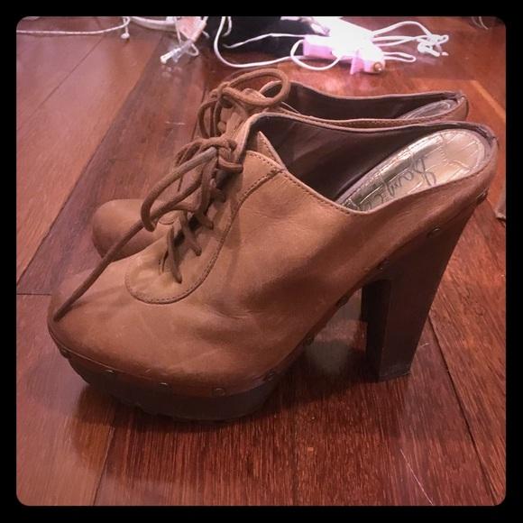 7e20ca06e Sam Edelman Shoes - Sam Edelman Faye clog size 7