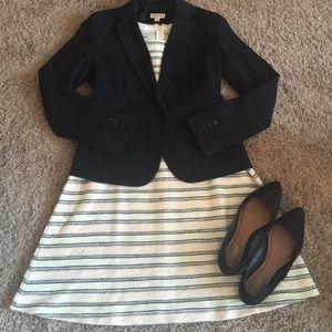 LOFT Size XS Shift Dress