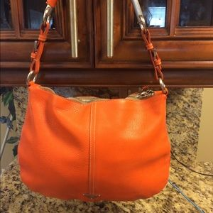 pebble leather prada purse