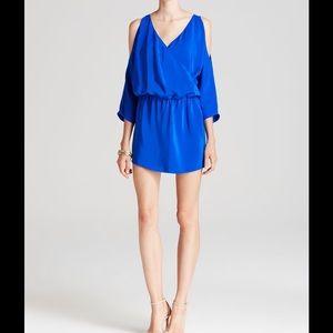 Amanda Uprichard Dresses & Skirts - Amanda uprichard silk dress WEEKEND SALE