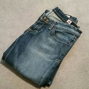People's Liberation Jeans sz 25/ Irene19