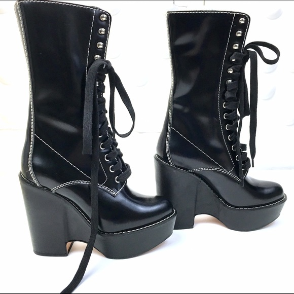 Chloe Shoes   Chloe Platform Boots