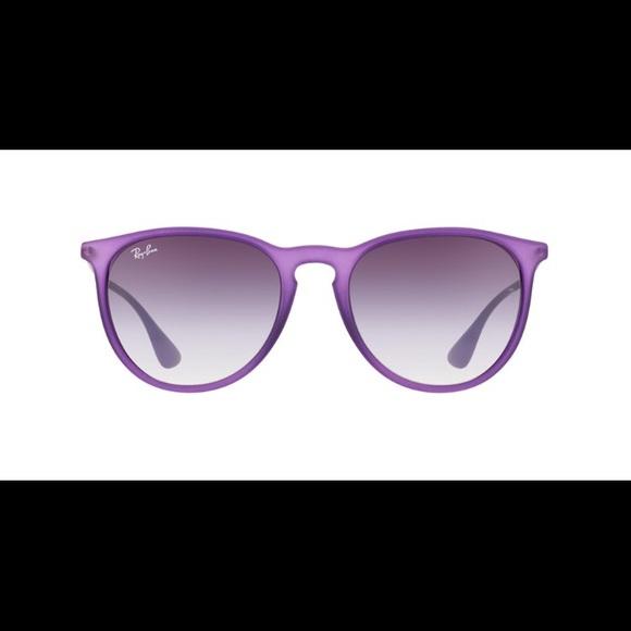 4d9ed1e15b9 Ray Ban RB4121 Erika Sunglasses. NWT