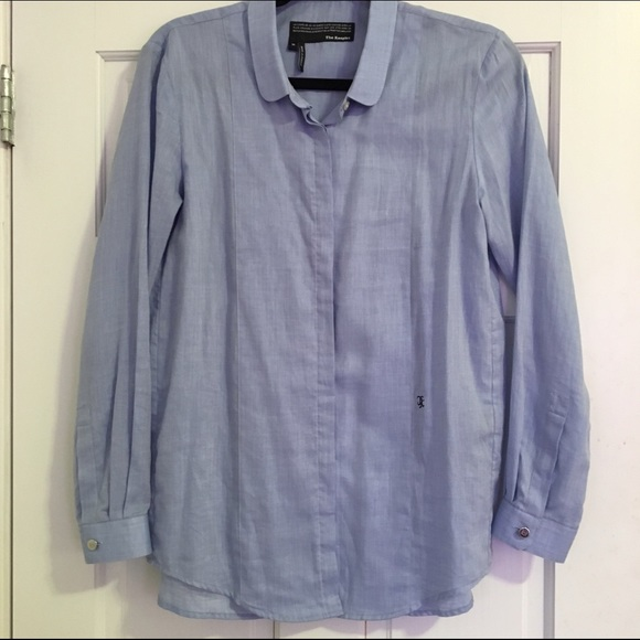 fae50cdb The Kooples boyfriend button down. M_57278fc14e8d17632400636f