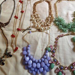 Jewelry - Jcrew inspired necklace lot