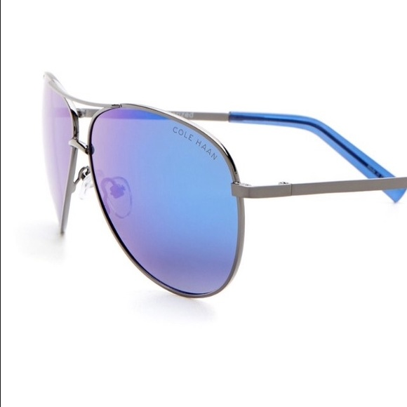 aaf69b2a51 Cole Haan Accessories - Cole Haan Women s Aviator polarized sunglasses