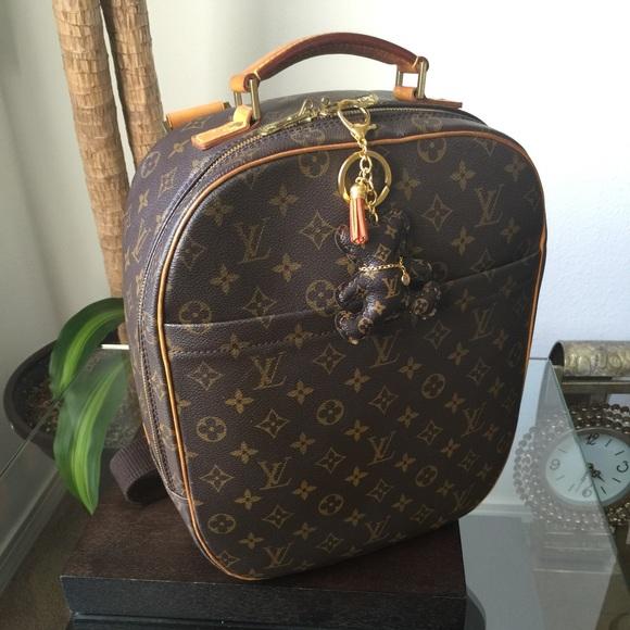3e0a7ea3cb3e Louis Vuitton Handbags - Louis Vuitton Sac A Dos Packall