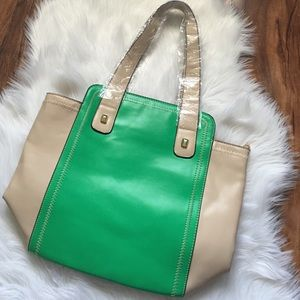 Mellow World Color Block Tote