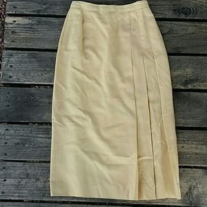 Austin Reed Dresses & Skirts - ‼️CLEARANCE‼️Long Pleated Wool Skirt