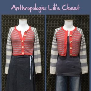 "Anthro ""Sunset Sails Cardigan"" by Lili's Closet"