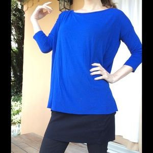 Bailey 44 Tops - Bailey 44 Super Soft Stretchy Blue Tunic
