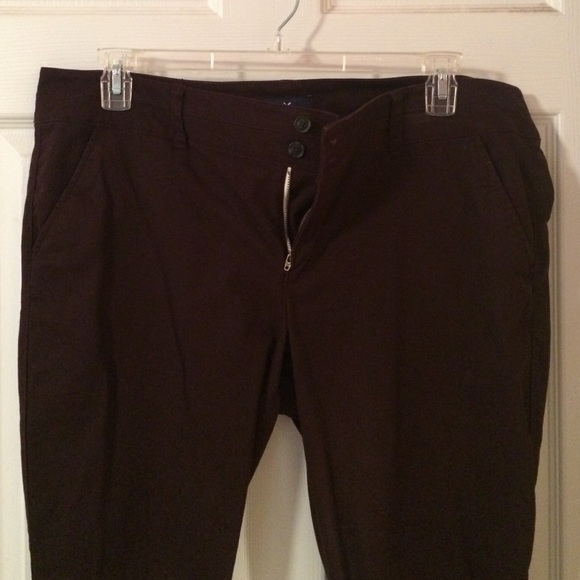 22% off American Eagle Outfitters Pants - American Eagle Skinny Cotton Pants from Kaylau0026#39;s closet ...