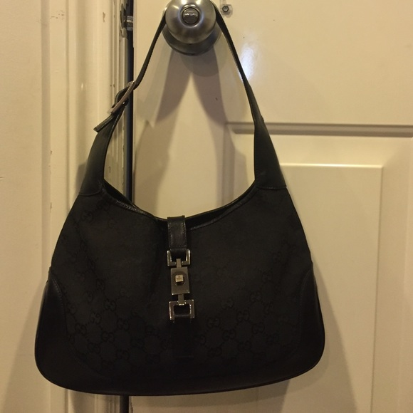 c6cab69d666bba Gucci Handbags - Authentic Vintage Gucci Jackie-o Hobo