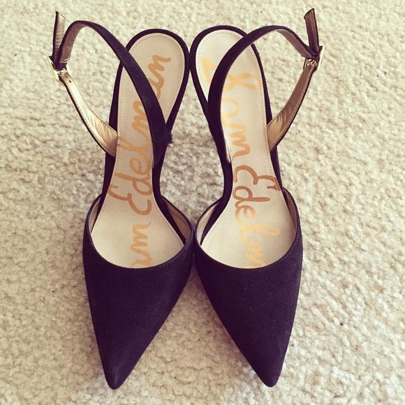 3609a289fab6 Sam Edelman Dora Slingback Pumps heels. M 5727d2e413302a868607f2b0