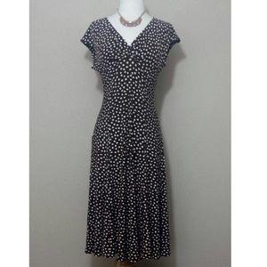 Jones New York Dresses & Skirts - Jones New York Polka Dot Dress