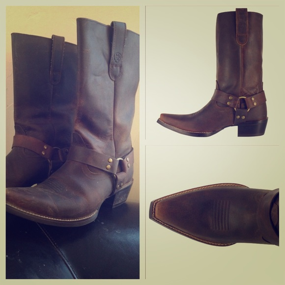63% off Ariat Shoes - Ariat Hollywood western boots size 10 fits a ...