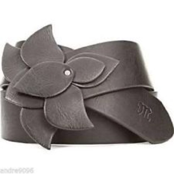 Miss Me Accessories Sale Lotus Flower Belt Poshmark