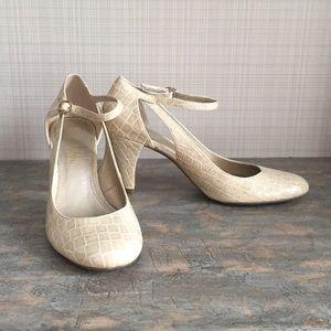 Sam & Libby Shoes - {Sam & Libby} Nude Heels