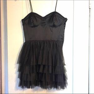 Dark Grey H&M Party Dress