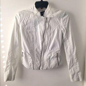 White jacket - Armani exchange