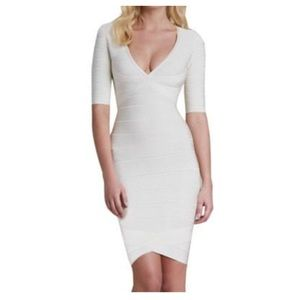 Herve Leger Dresses & Skirts - Herve Leger Andrea Dress in Corozco