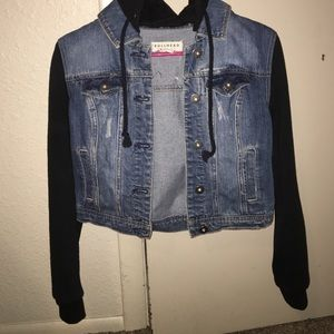 Bullhead denim jacket