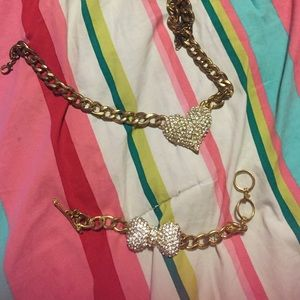 Jewelry - Two Gold Necklaces
