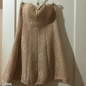 WOW couture Dresses & Skirts - WOW Couture Lace Dress