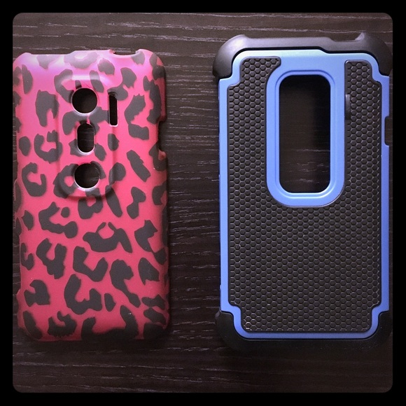 74% off Htc Accessories - HTC EVO 3D Cases from Marian 💕's ...