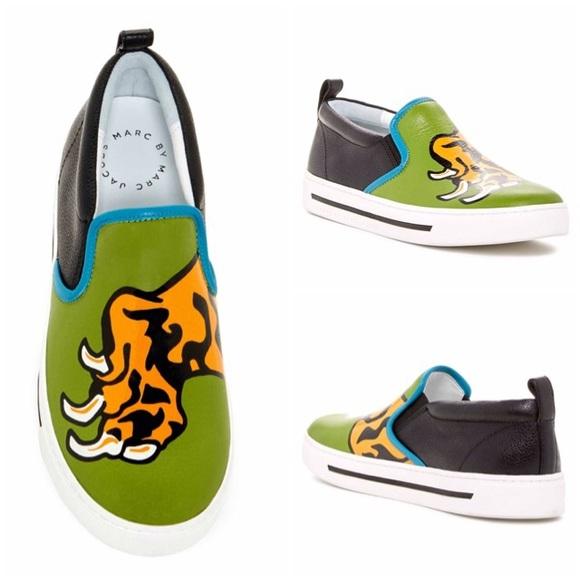 Marc Jacobs Slip On Sneakers | Poshmark