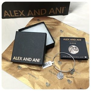 Alex Amp Ani Only A Few Restocked 🆕 Aloha Hawaii Bracelet