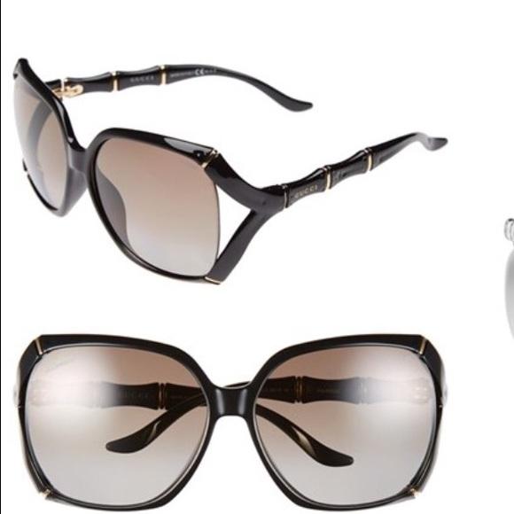 5958471b35c Gucci Accessories Polarized Bamboo Sunglassesmodel Gg 3508s Poshmark