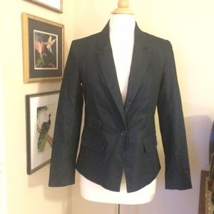 Missoni Jackets & Blazers - Dark Wash Tuxedo Jacket