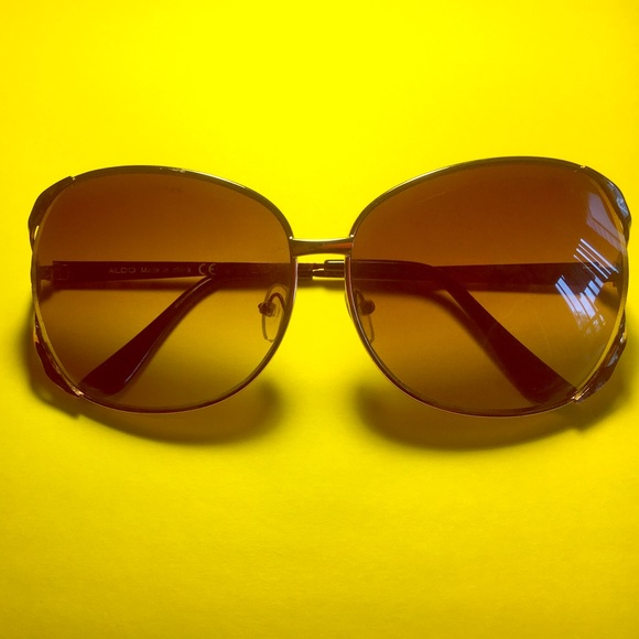 409858bfe03 Aldo Flower Print Sunglasses 🌸
