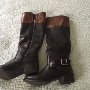 jcpenney shoes the knee boots on poshmark