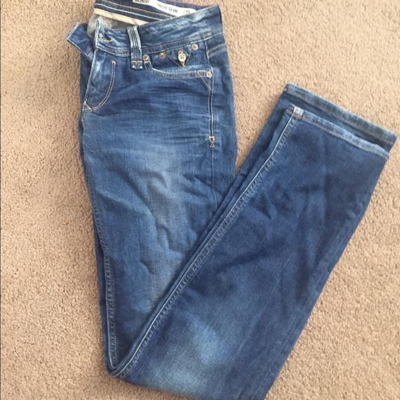 4ad7ab3f0 Tommy Hilfiger Jeans | Suzzy Slim Hilfiger Denim | Poshmark