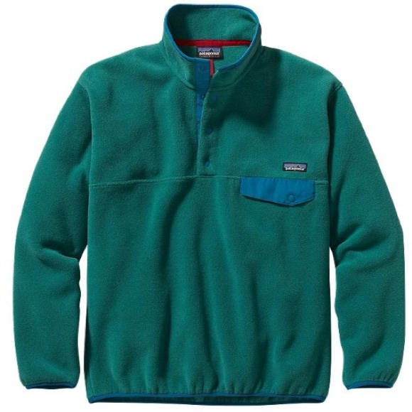 50% off Patagonia Other - Mens Patagonia snap-t fleece pullover ...