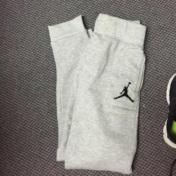 Jumpsuits | Grey Jordan Joggers | Poshmark