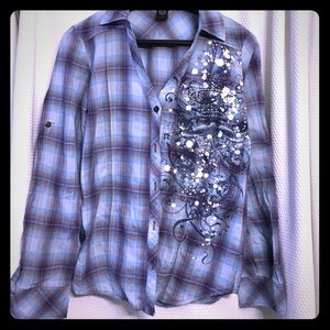 Must have! Western bling,lightweight top-wet seal