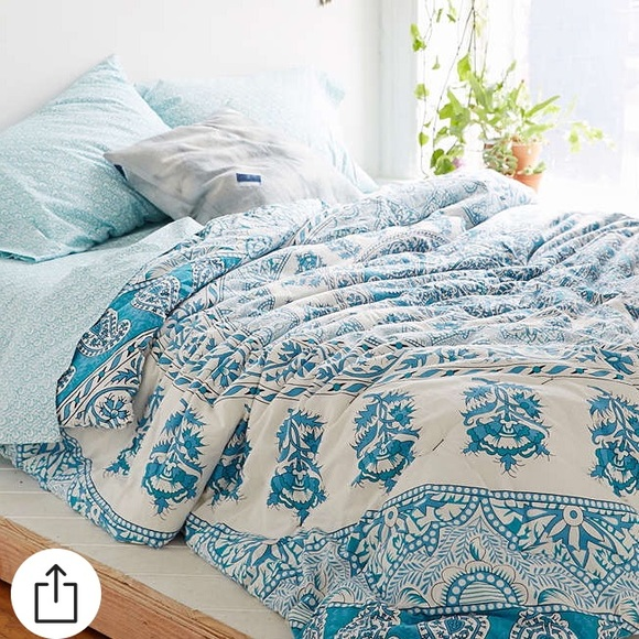 Urban Outfitters Bedding Poshmark