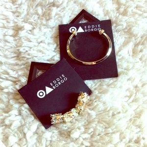Eddie Borgo Jewelry - Eddie Borgo Target bracelet beads set rose gold