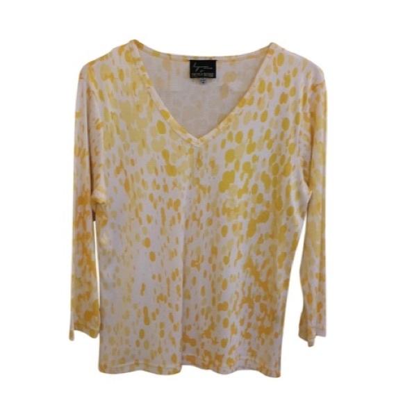 84 Off Lynn Ritchie Tops Sale Silk Cotton Long